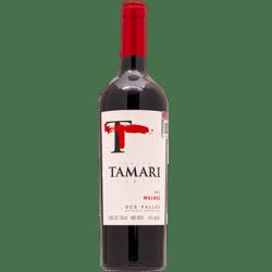 Vino Tinto Tamarí Malbec 750ml