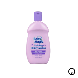 Loción Relajante Baby Magic 9 oz - Morado