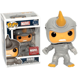 Muñeco Funko Pop Marvel Collector Corps Rhino
