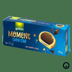Galleta Gullón Moment Choco Star235 gr