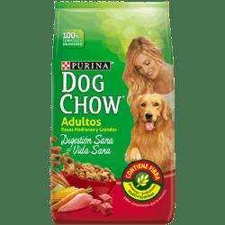 DOG CHOW® Adultos Razas Medianas y Grandes 15 kg