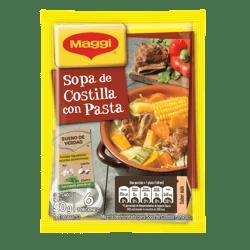 MAGGI® Sopa Costilla Fideos 50 g