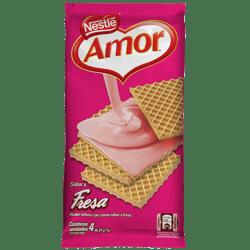 AMOR® Wafer fresa multipack 84g