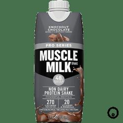 Batido de Proteína Muscle Milk Pro Series Chocolate 500ml