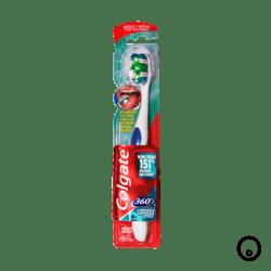 Cepillo Dental Colgate 360 Mediano