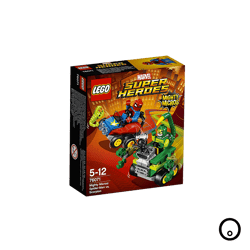 Lego Super Heroes Mighty Micros: SpiderMan Vs Scorpion 76071