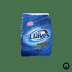 Detergente en Polvo Las Llaves Fragancia Floral 1 kg