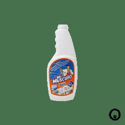 Limpiador Mr. Músculo Baño 5 en 1 Repuesto 500 ml