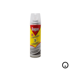 Insecticida Baygon Zancudos e Insectos Voladores 235 ml - Amarillo