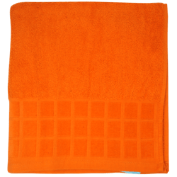 Toalla Marital 70cmx140cm -  Naranja
