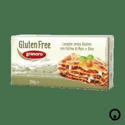 Pasta Granoro Lasagne sin Gluten 250g