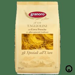 Pasta al Huevo Granoro Tagliolini N°119 500g