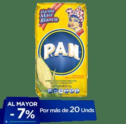Harina de Maíz PAN 1 kg