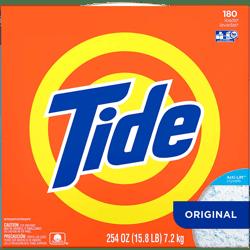 Detergente en Polvo Tide 7.2kg
