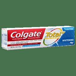 Crema Dental Colgate Total Sf Whitening 178g