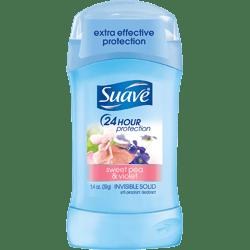 Desodorante en Barra Sweet Pea & Violet Suave 39g