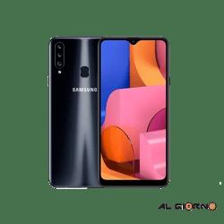 Celular Samsung A 20s 2 GB - Negro