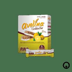 Barras Avelina Golden Bar Limón Vainilla 132 g