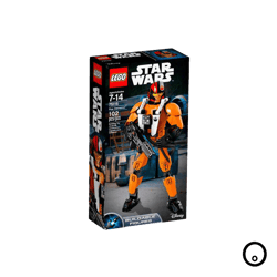 Lego Star Wars Poe Dameron V39 75115