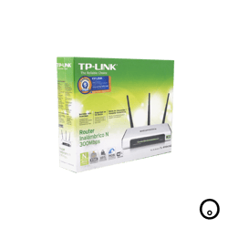 Router TP-Link 300 Mbps 3 Antenas TL-WR941ND