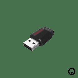 Pendrive SanDisk Ultra Dual 16 Gb - Negro