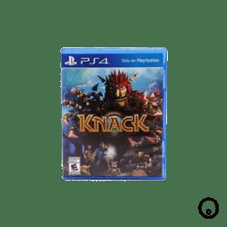 Juego KNACK para PlayStation 4