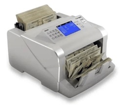 Detector De Billetes Falsos Accubanker S6500
